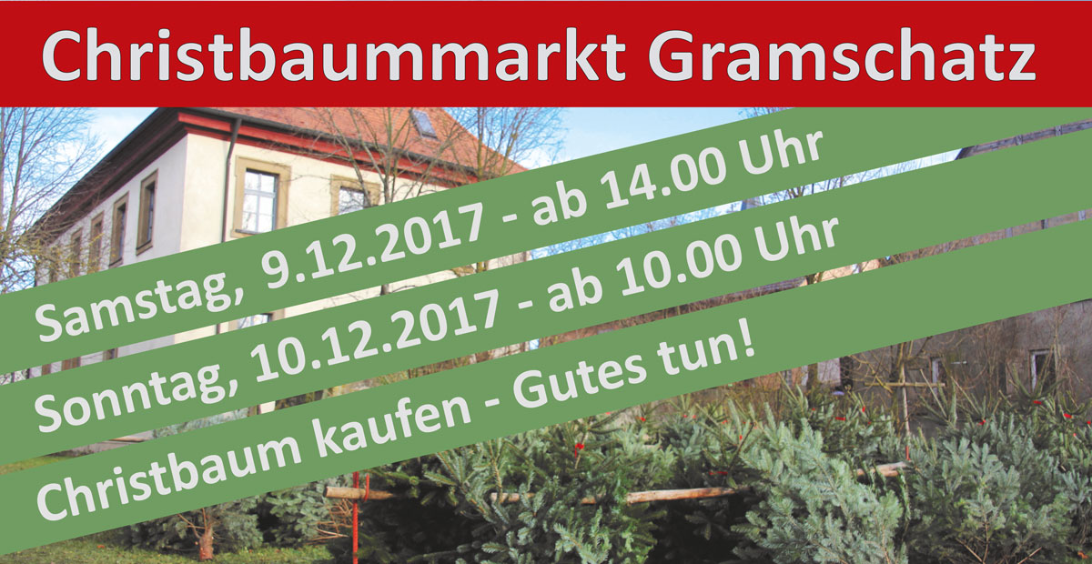 Christbaumarkt 2017